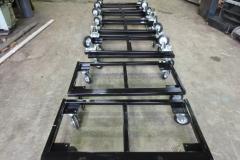 New 10 off trolleys