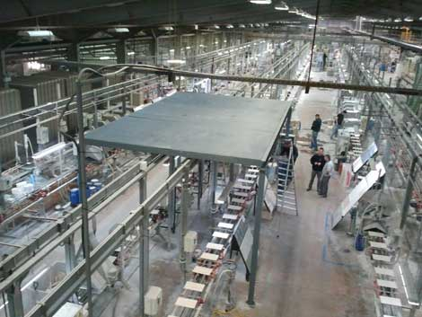 Commercial and Industrial Fabrication