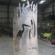 Steel Fabrication Paignton Zoo