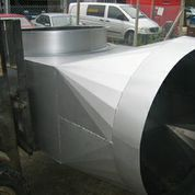 Stainless Steel fabrication 1