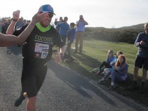 Kevin Carr Ultramarathon Runner