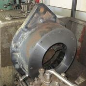 Axle machining RB Engineering