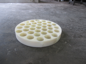 Waterjet Cutting of Nylon