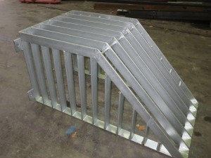 Storm Grill Fabrication 2