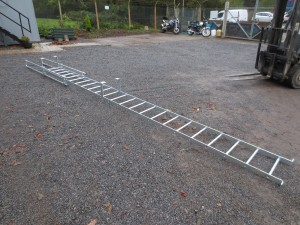 Ladder Fabrication Devon