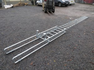 Ladder Fabrication Newton Abbot