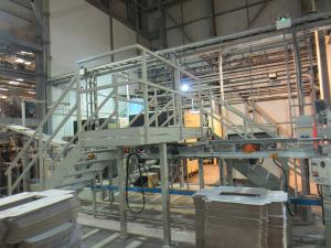 Platform staircase fabrication 3