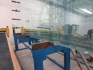 Glass rack fabrication2